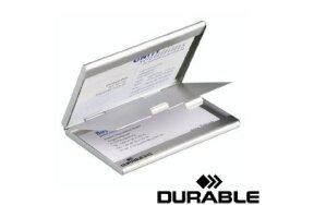 BUSINESS CARD BOX DURABLE